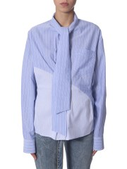 UNRAVEL - CAMICIA OVERSIZE FIT