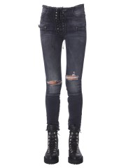 UNRAVEL - JEANS SKINNY FIT