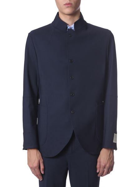 Traiano - Modular Fresh Wool Jacket