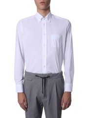TRAIANO - CAMICIA BUTTON DOWN