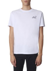 RAF SIMONS - T-SHIRT SLIM FIT