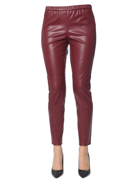 Michael By Michael Kors - Faux Leather Leggings