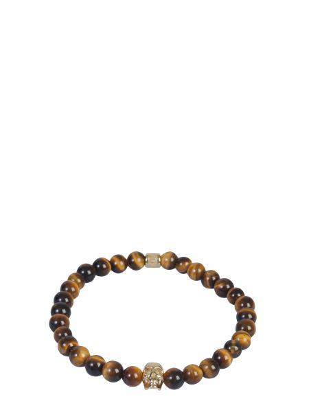 Northskull - Beaded Bracelet With Atticus Skull Charm