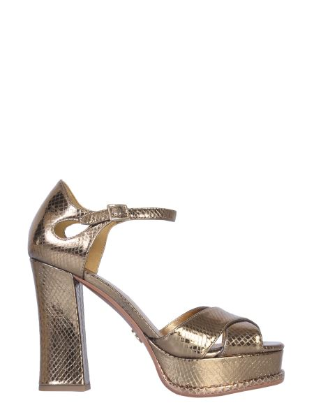 Michael By Michael Kors - Elana Leather Sandals