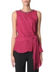 MICHAEL BY MICHAEL KORS - TOP IN SETA