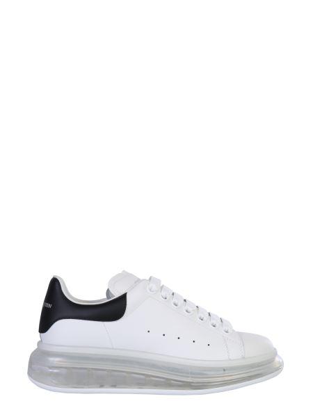 Alexander Mcqueen - Oversize Leather Sneakers