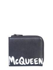 ALEXANDER McQUEEN - PORTAFOGLIO CON LOGO