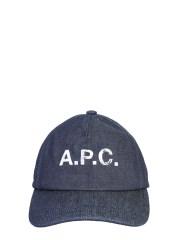 A.P.C. - CAPPELLO BASEBALL CON LOGO
