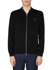 KENZO - CARDIGAN CON PATCH