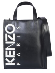 KENZO - BORSA SHOPPER MINI CON LOGO