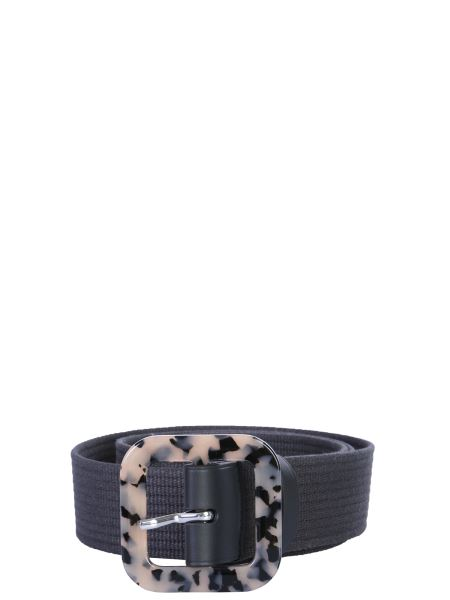 Kenzo - Canvas Belt With Buckle