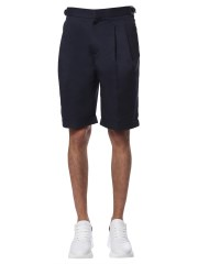 ALEXANDER McQUEEN - BERMUDA REGULAR FIT