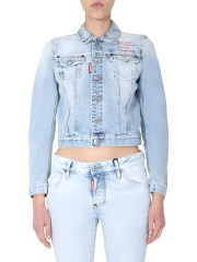 DSQUARED - GIACCA CROPPED