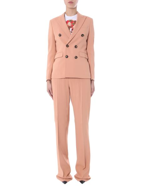 "Dsquared - ""lady Oscar""double Breasted Suit"