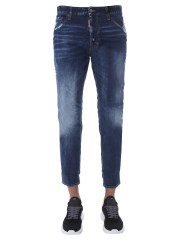 "DSQUARED - JEANS ""STREIGHT LEG BOOT CUT"""