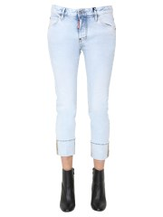 DSQUARED - JEANS CROPPED