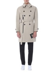 DSQUARED - TRENCH CON LOGO