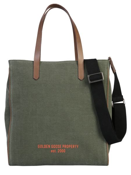 Golden Goose Deluxe Brand - California Canvas Tote Bag