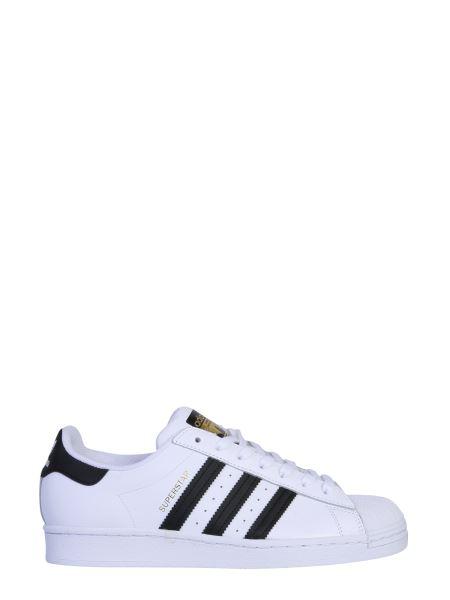 Adidas Originals - Sneaker Superstar In Pelle