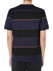 PAUL SMITH - T-SHIRT GIROCOLLO