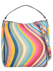 "PAUL SMITH - BORSA HOBO ""SPRING WIRL"""