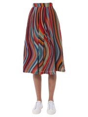 PS BY PAUL SMITH - GONNA MIDI