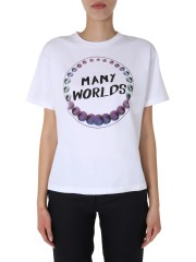 "PS BY PAUL SMITH - T-SHIRT ""MANY WORLD"""