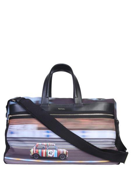 Paul Smith - Borsa Da Viaggio Con Stampa Mini