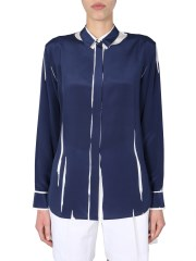 PAUL SMITH - CAMICIA MANICA LUNGA