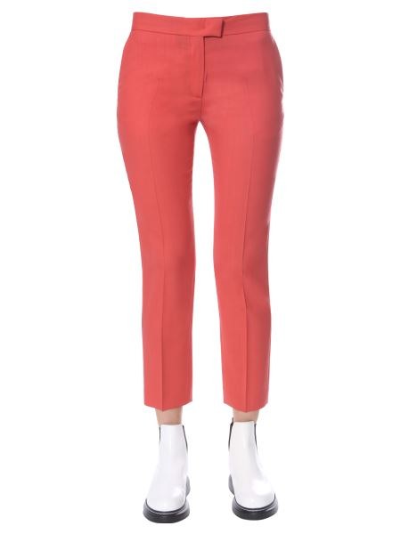 Ps By Paul Smith - Pantalone Slim Fit In Lana