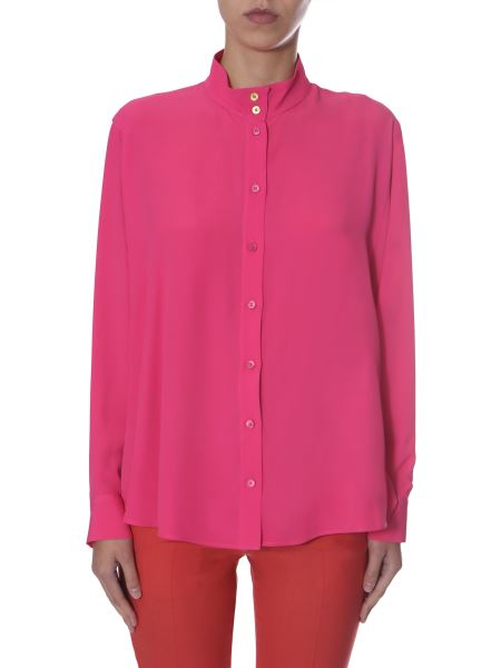 Ps By Paul Smith - Regular Fit Silk Shirt