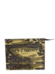 GIVENCHY - POUCH MEDIUM CON LOGO