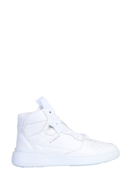 Givenchy - High Wing Leather Sneaker