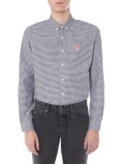 AMI - CAMICIA REGULAR FIT