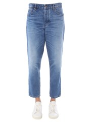 AMI - JEANS TAPERED FIT