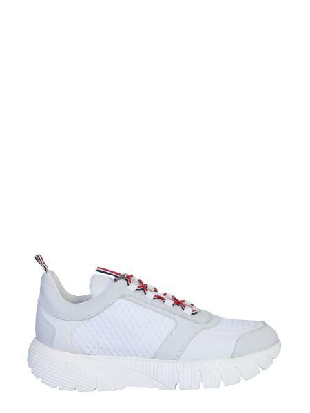 Thom Browne - Raised Running Mesh Sneaker