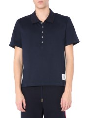 THOM BROWNE - POLO RELAXED FIT