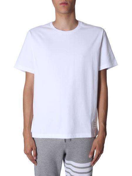 Thom Browne - T-shirt Girocollo