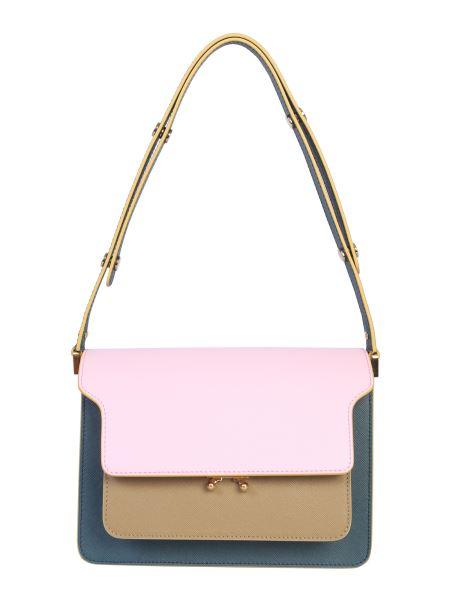 Marni - Brushed Trunk Shoulder Bag