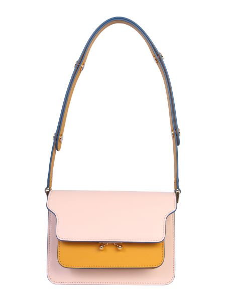 Marni - Brushed Trunk Shoulder Bag