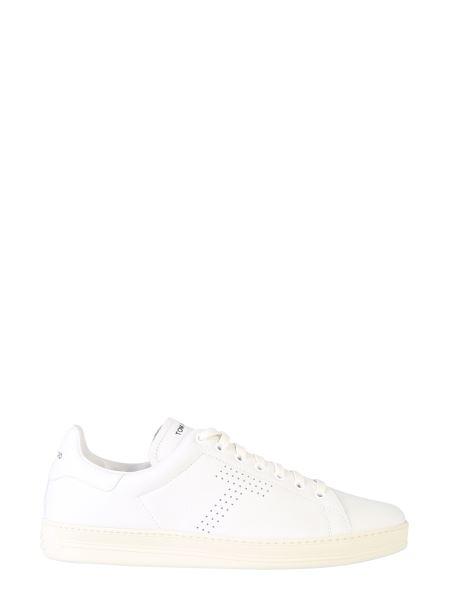 Tom Ford - Low Leather Sneaker
