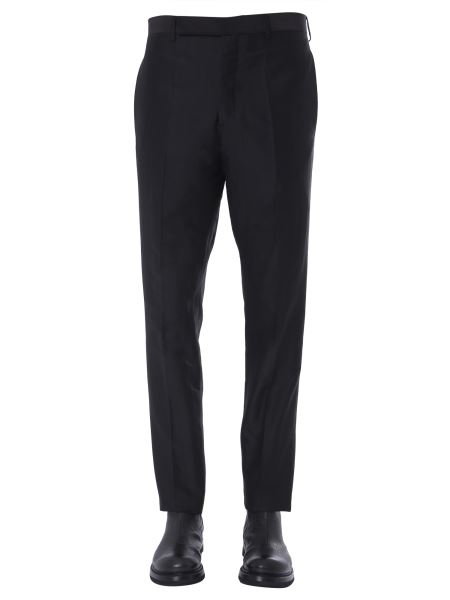 Rick Owens - Astaires Slim Cotton Trousers