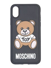 MOSCHINO - COVER IPHONE X/XS