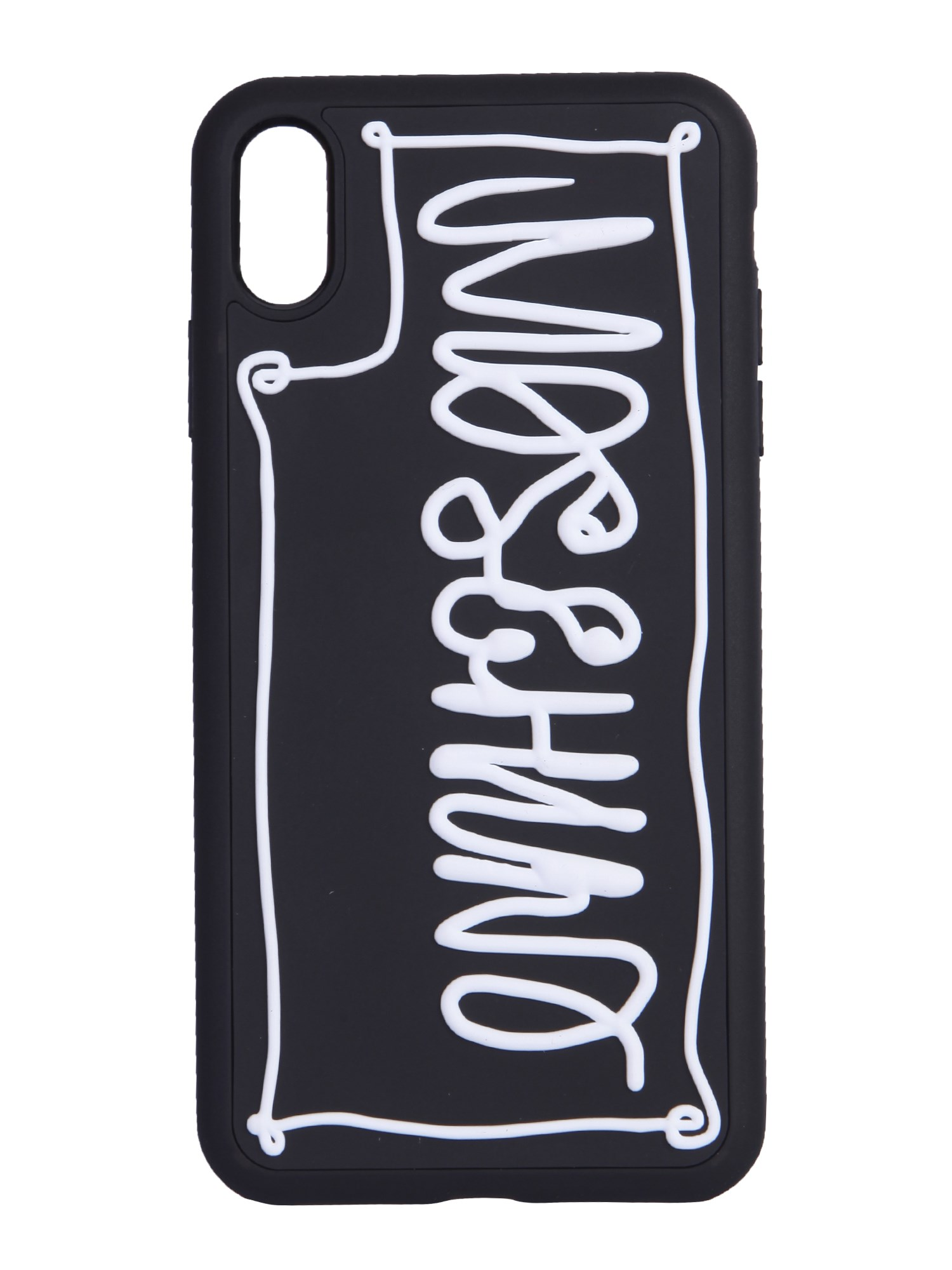 moschino cover for iphone xs max