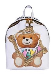 "MOSCHINO - ZAINO ""TEDDY BEAR"""