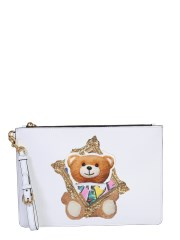 "MOSCHINO - POUCH ""TEDDY BEAR"""