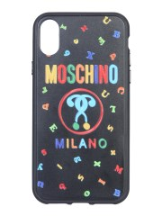 MOSCHINO - COVER IPHONE X/ XS