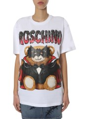 MOSCHINO - T-SHIRT OVERSIZE FIT