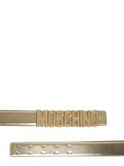 MOSCHINO - CINTURA CON LOGO