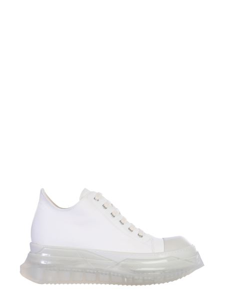 """Rick Owens Drkshdw - Sneaker """"abstract"""" In Canvas"""